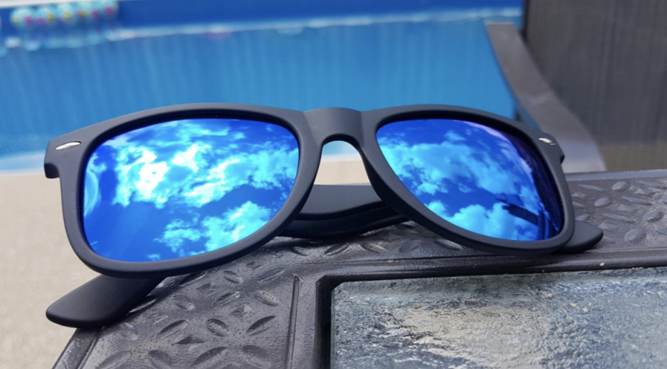 Kaliyadi Polarized Sunglasses retail for as low as $17 each (Image via Amazon/Provided by customer)