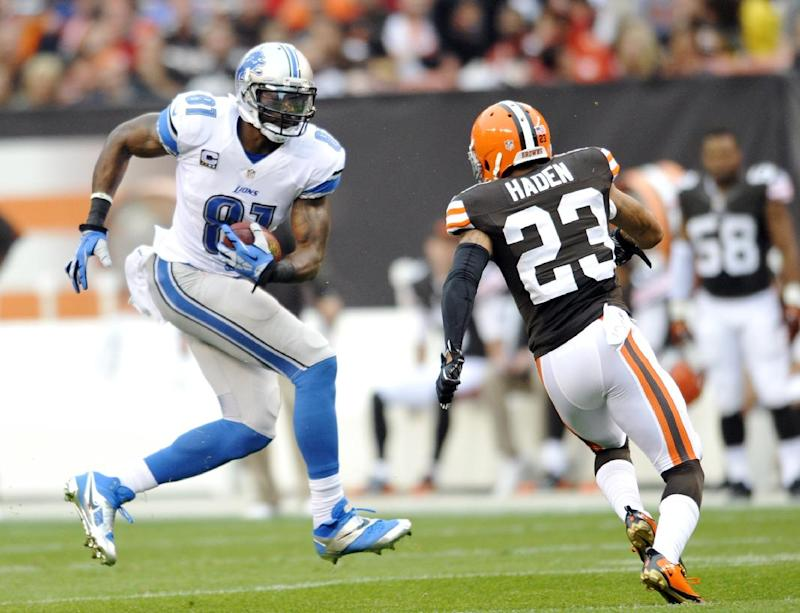 Lions RB Joique Bell active against the Bengals