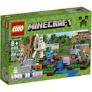 <p>Bring your child's favorite virtual game to physical play with the new <span>Lego Minecraft The Iron Golem </span> ($69), which includes key biomes and characters from the online universe. They'll have fun building it and playing with it.</p>