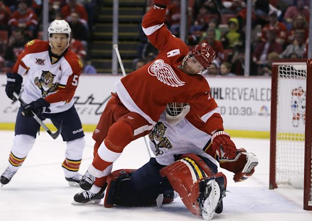 What We Learned: Dan Cleary and NHL players who cost you wins