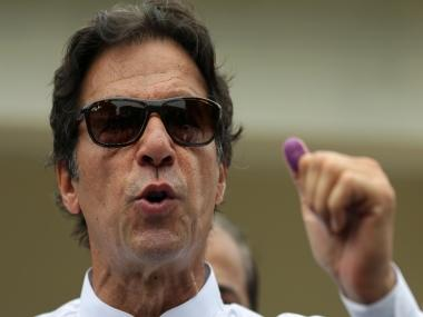 Pakistan will try to persuade Taliban to hold direct talks with Afghan government, says Imran Khan