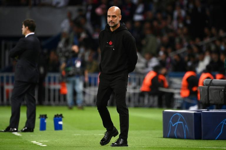 Pep Guardiola has been on the receiving end of Messi magic before (AFP/FRANCK FIFE)