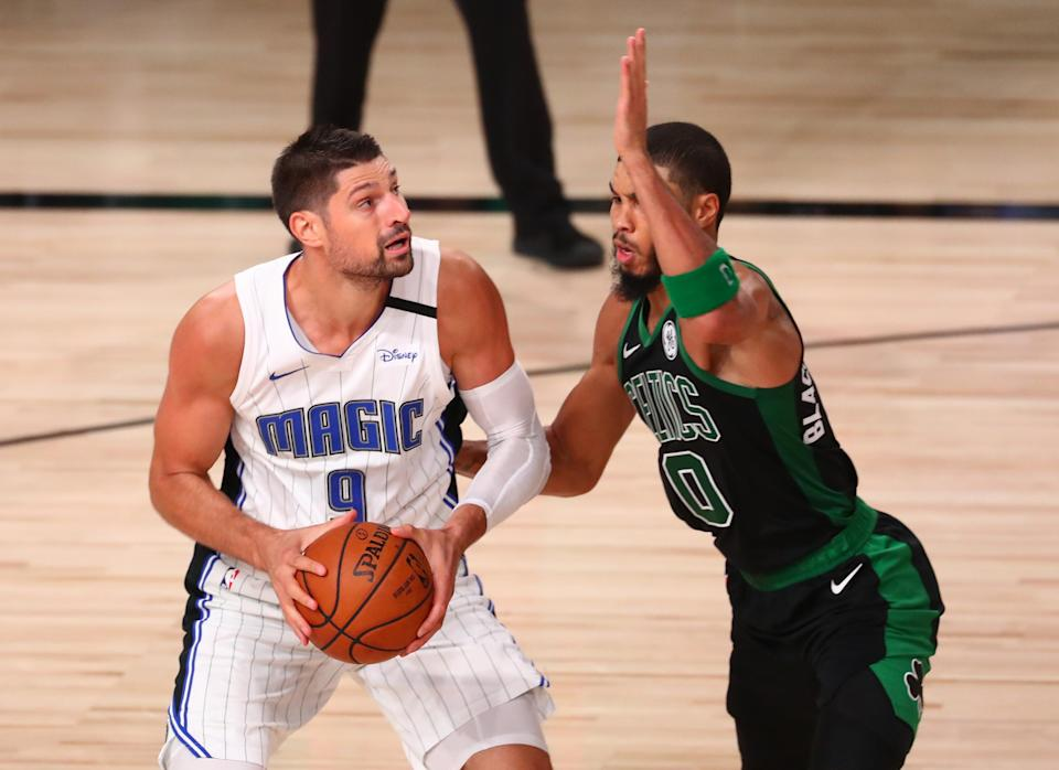 Nikola Vucevic, Orlando Magic