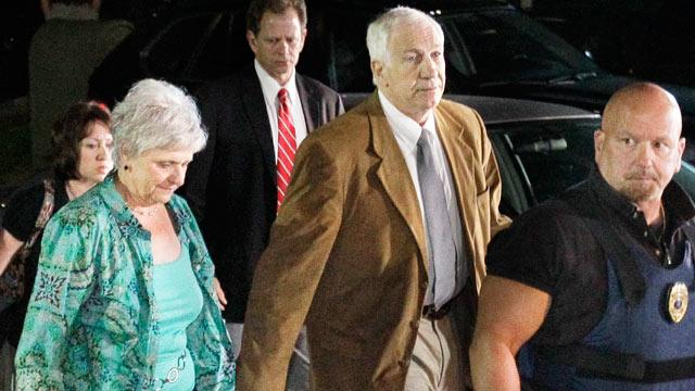 Jerry Sandusky's Wife Faces More Time in Court