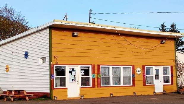 Wally Steele, owner of Laurie's Country Kitchen, says business has increased during the whale's stay.