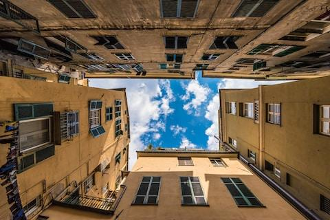 Genoa has yet to lose its soul to tourism - Credit: ISTOCK