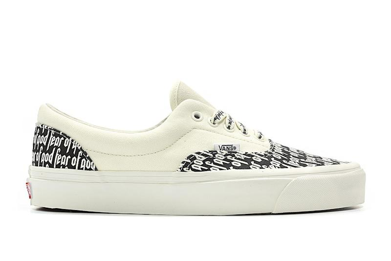 a50f9a12fd0a Fear of God Ends Partnership With Vans