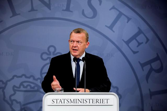 <p>No. 11: Lars Rasmussen, Prime Minister of Denmark<br>Salary: $219,205 (1.5 million kroner)<br>(Reuters) </p>