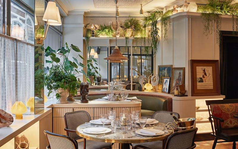 Louie restaurant review: a glamorous new French import where hedonism begins at brunch