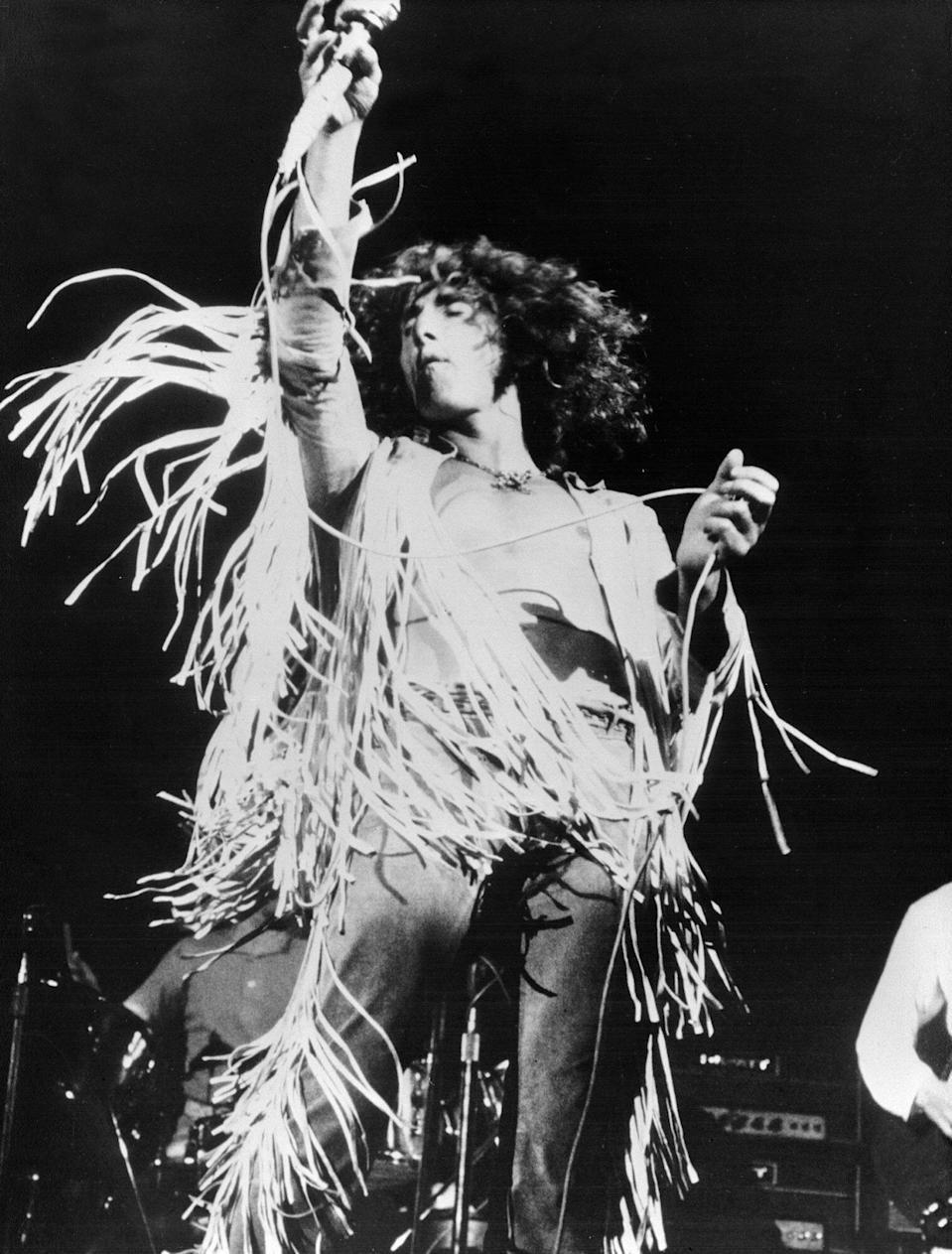 Roger Daltrey Woodstock The Who