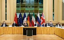 Diplomats of the EU, China, Russia and Iran start new talks aimed at salvaging the 2015 nuclear deal. The US is expected to participate indirectly after the Trump administration pulled out of the deal
