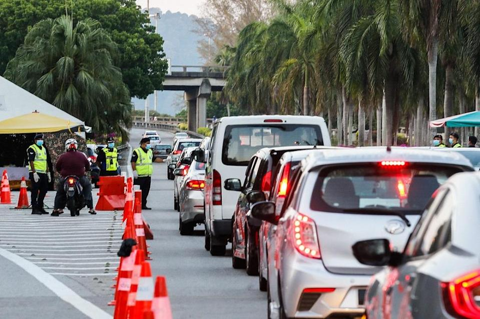 Malaysia records lowest new Covid-19 cases in a day since ...