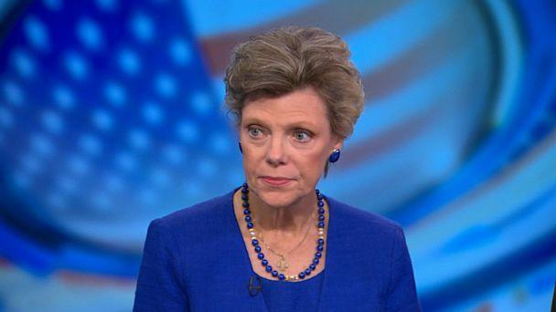 ABC cokie roberts this week jt 130825 16x9 608 Cokie Roberts: Changes to Voting Rights Downright Evil