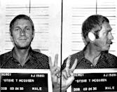 Steve McQueen The 'Great Escape' star was busted in Alaska in 1972 for drink driving.