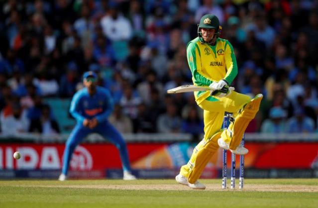 FILE PHOTO: ICC Cricket World Cup - India v Australia