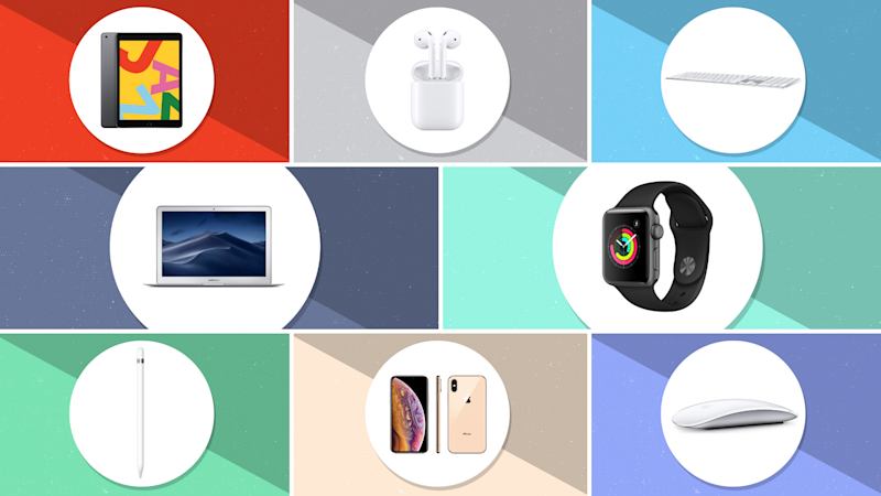 The best Apple deals for Presidents Day are here! (Photo: Amazon/Walmart)