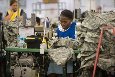 Two of South Florida's Largest Employers Join Forces to Provide Jobs while Producing U.S. Military Uniforms and Veteran Interment Flags
