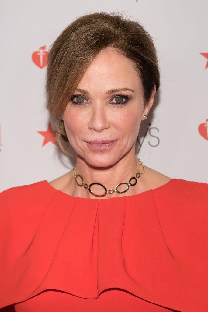 Lauren Holly attends a red carpet event in 2017. (Photo: Mike Pont/WireImage)