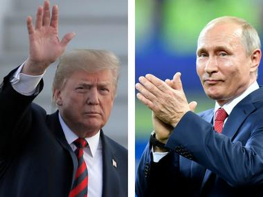 Hours ahead of Helsinki summit, Washington and allies fear Trump may barter away strategic interests