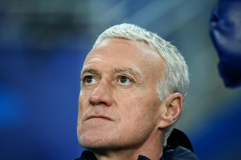 (FILES) Didier Deschamps captained France to a World Cup and European Championship double as a player and is now looking to repeat the feat as coach