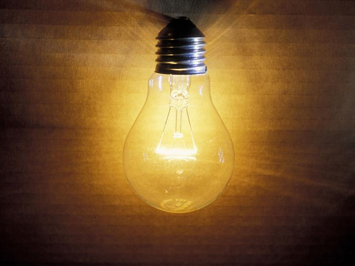 Older style light bulbs have not changed in their basic design since the days of Thomas Edison: Rex