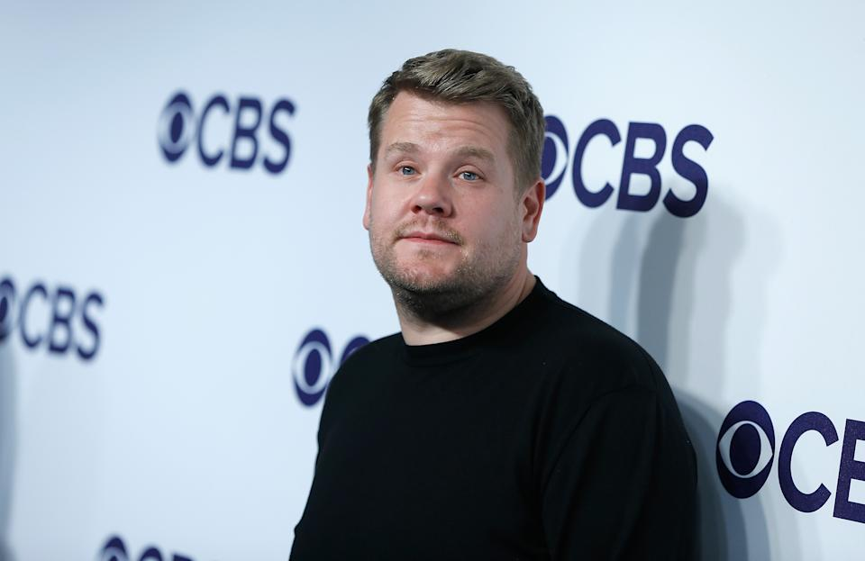 James Corden has addressed Gavin and Stacey's future. (Photo by John Lamparski/WireImage)