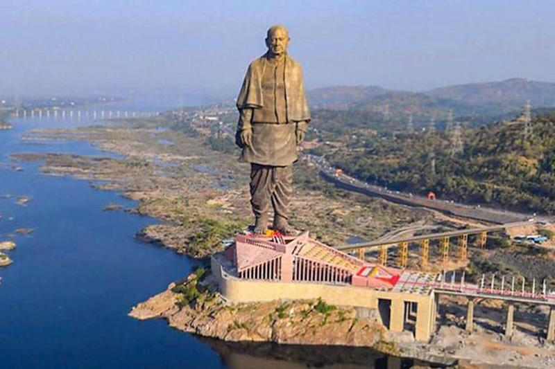 Statue of Unity Listed Among '8 Wonders of SCO'; Jaishankar Says it Will Surely Serve as an Inspiration