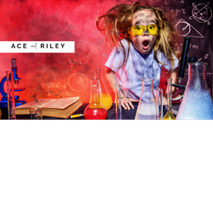 ACE and RILEY: Transforming the way girls play.