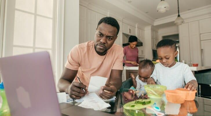 Husband and father considers life insurance options