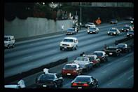 """<p>All eyes were on the 405 freeway, as Al Cowlings drove <a href=""""https://www.latimes.com/local/lanow/la-me-oj-simpson-white-bronco-chase-timeline-20190617-story.html"""" rel=""""nofollow noopener"""" target=""""_blank"""" data-ylk=""""slk:O.J. Simpson"""" class=""""link rapid-noclick-resp"""">O.J. Simpson</a> in what became possibly the most infamous car chase in history. Twenty-five years later, people are <a href=""""https://www.cnn.com/2019/06/17/us/oj-simpson-car-chase-anniversary-trnd/index.html"""" rel=""""nofollow noopener"""" target=""""_blank"""" data-ylk=""""slk:still talking"""" class=""""link rapid-noclick-resp"""">still talking</a> about that white Bronco. </p><p>RELATED: <a href=""""https://www.goodhousekeeping.com/life/entertainment/a26856144/the-fix-based-on-true-story/"""" rel=""""nofollow noopener"""" target=""""_blank"""" data-ylk=""""slk:Is 'The Fix' Based on a True Story? Here's the Truth Behind Marcia Clark's New Show"""" class=""""link rapid-noclick-resp"""">Is 'The Fix' Based on a True Story? Here's the Truth Behind Marcia Clark's New Show</a></p>"""