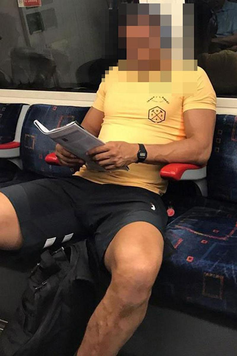 TubeCrush.net: Passengers are asked to submit photos of men they find