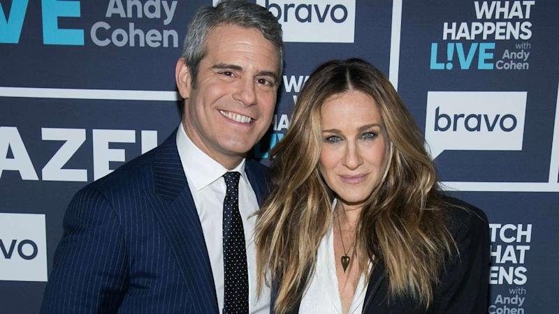 Andy Cohen to Receive Vito Russo Award From Sarah Jessica Parker at 2019 GLAAD Media Awards