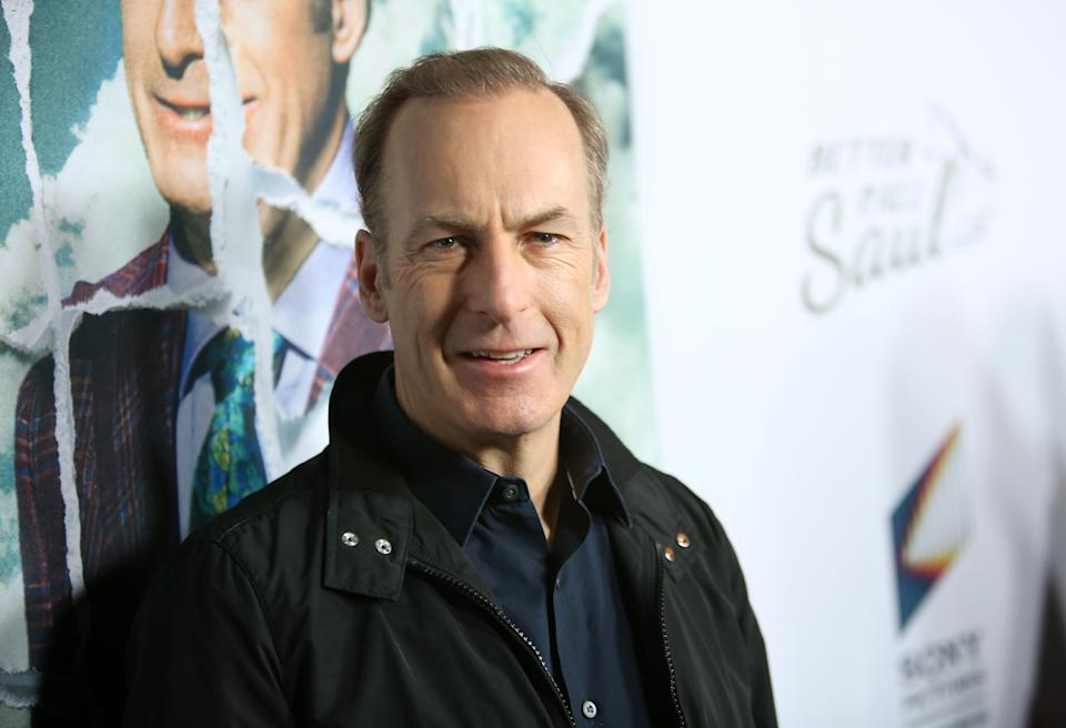 LOS ANGELES, CALIFORNIA - FEBRUARY 05: Bob Odenkirk attends the premiere of AMC's
