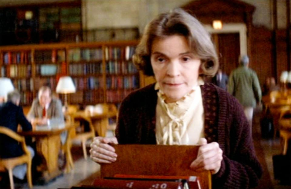 The late Alice Drummond in 'Ghostbusters' (credit: Sony)