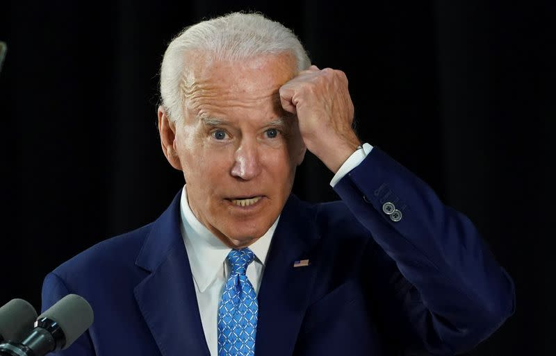 Biden says he will consider asking for a classified briefing on possible Russian bounties