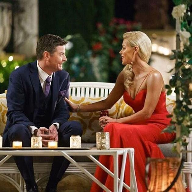 Bachelorette intruder Stu Laundy has admitted he's on the show to