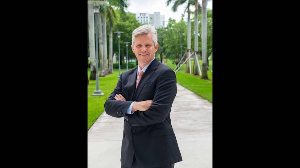 Florida International University College of Law Dean Anthony Page.
