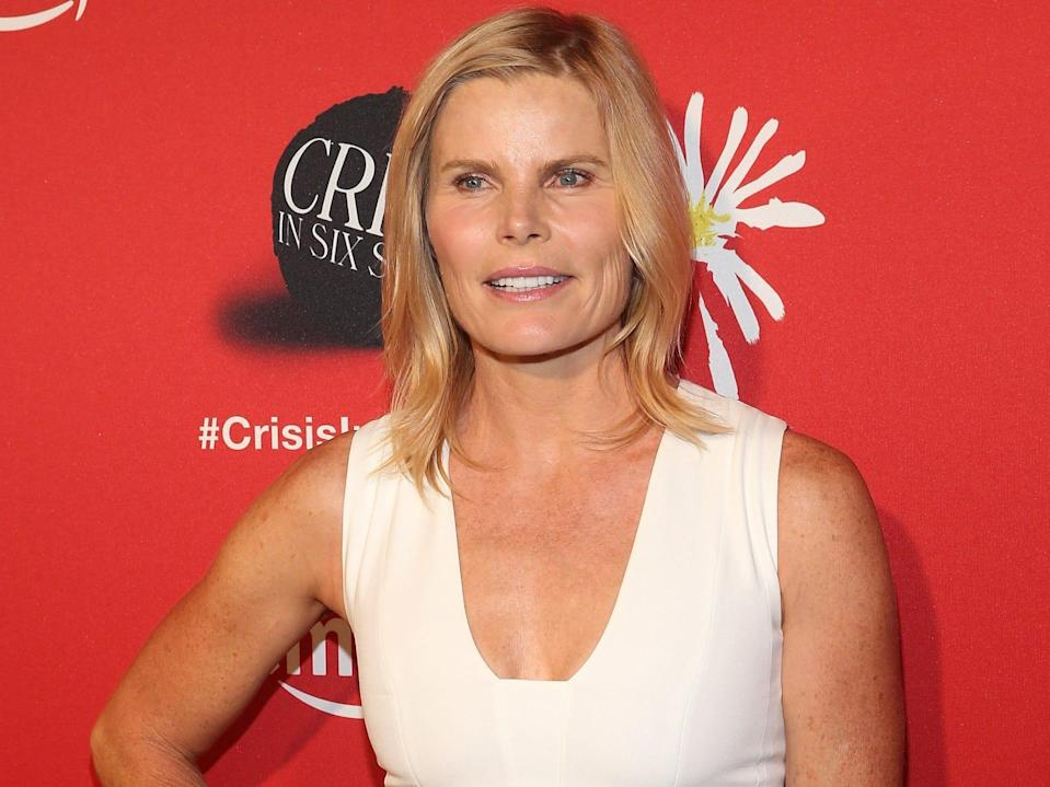 Mariel Hemingway attends the world premiere of 'Crisis in Six Scenes' at the Crosby Street Hotel on September 15, 2016 in New York City. (Photo by Rob Kim/Getty Images for Amazon)