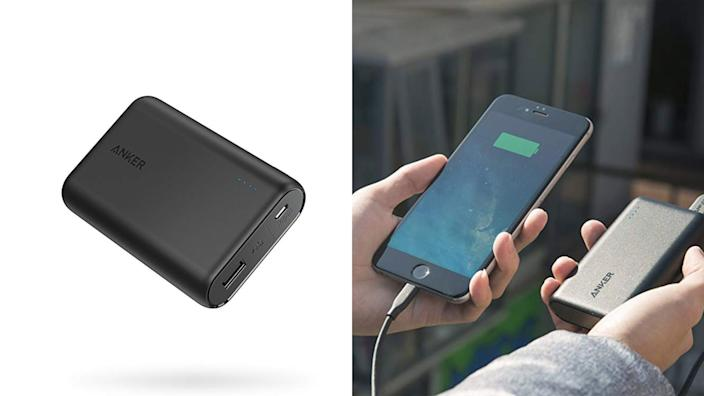 Best gifts for teen boys: Anker portable charger