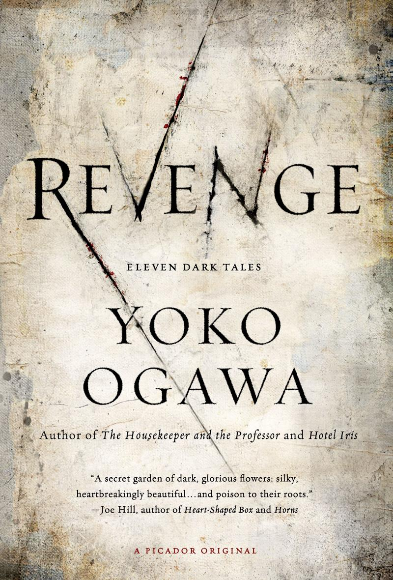 """This book cover image released by Picador shows """"Revenge,"""" by Yoko Ogawa. (AP Photo/Picador)"""