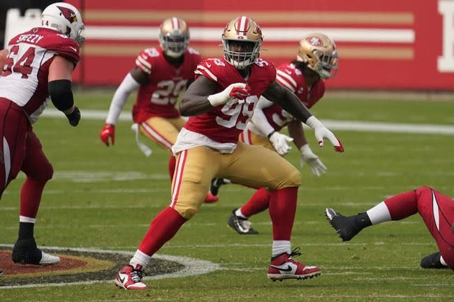 49ers rookie DT Javon Kinlaw is his own toughest critic
