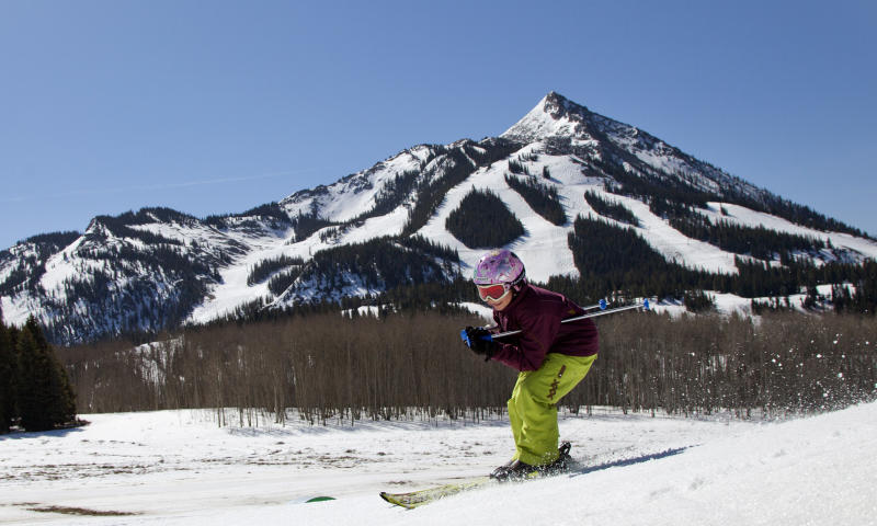 Crested Butte ski area lays out vision for growth