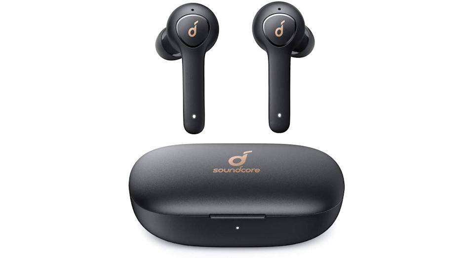 Anker Soundcore Life P2 True Wireless Earbuds with Noise Reduction