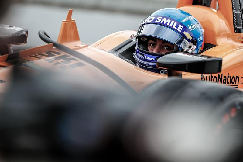 McLaren open to Alonso 2021 Indy 500 deal