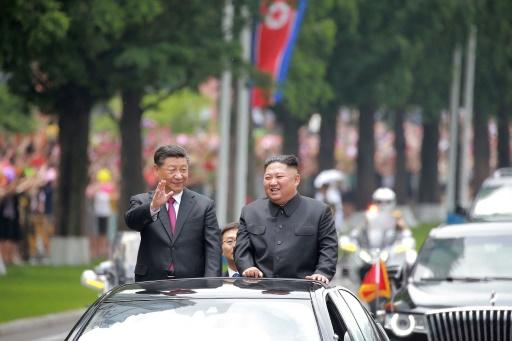 China is North Korea's main source of trade and aid