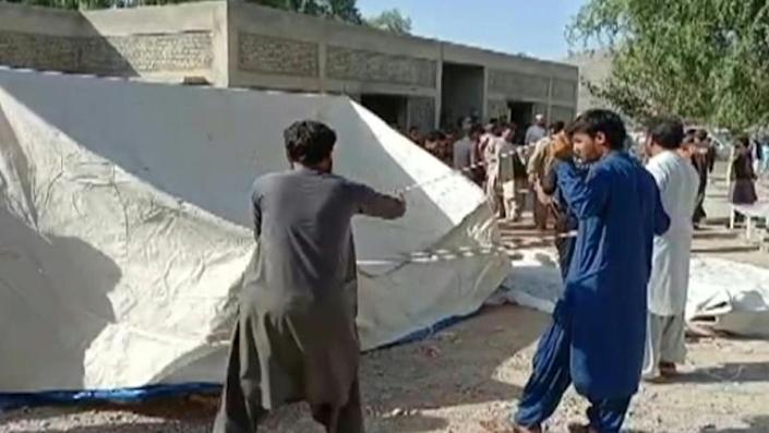 Scenes in Harnai town after deadly Pakistan earthquake