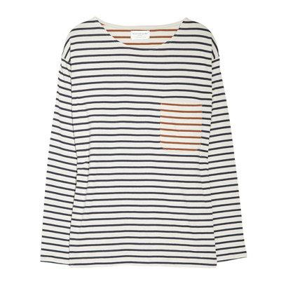 Chinti and Parker: What to Wear: Weekend: Breton Tops: Fashion