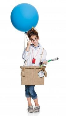 "<div class=""caption-credit""> Photo by: © Gabrielle Revere</div><div class=""caption-title"">Weather Girl Costume</div><p> <b>All you need is:</b> a cardboard box, large helium balloon, dowels, fabric glue, burlap, batting, rope, jute twine, an extra-large needle, foam weather stripping, tape, and, if you want, a toy barometer, a lab coat, a clipboard, and binoculars <br> </p> <p> Got a budding scientist at home? She'll feel sky-high trick-or-treating as a meteorologist, complete with her own weather balloon! </p> <p> <a href=""http://www.parenting.com/article/Toddler/Activities-Parties/Weather-Gal-Costume?src=syn&dom=shine"" rel=""nofollow noopener"" target=""_blank"" data-ylk=""slk:Learn how to make it!"" class=""link rapid-noclick-resp"">Learn how to make it!</a> <br> <a href=""http://www.parenting.com/halloween?src=syn&dom=shine"" rel=""nofollow noopener"" target=""_blank"" data-ylk=""slk:Visit Halloween Central"" class=""link rapid-noclick-resp"">Visit Halloween Central</a> </p>"