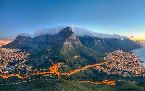 Fleewinter started off with holidays to Cape Town, your favourite city in this year's awards - Credit: istock