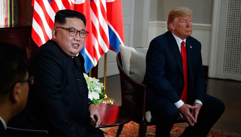 Who won in the Trump-Kim summit?